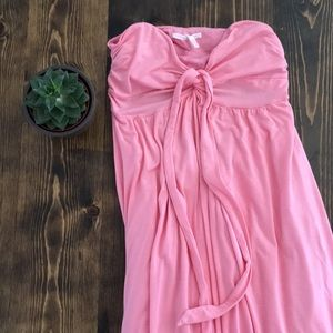 💕Victoria's Secret- Maxi Pink Sundress - L